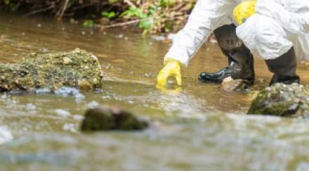Aop contamination